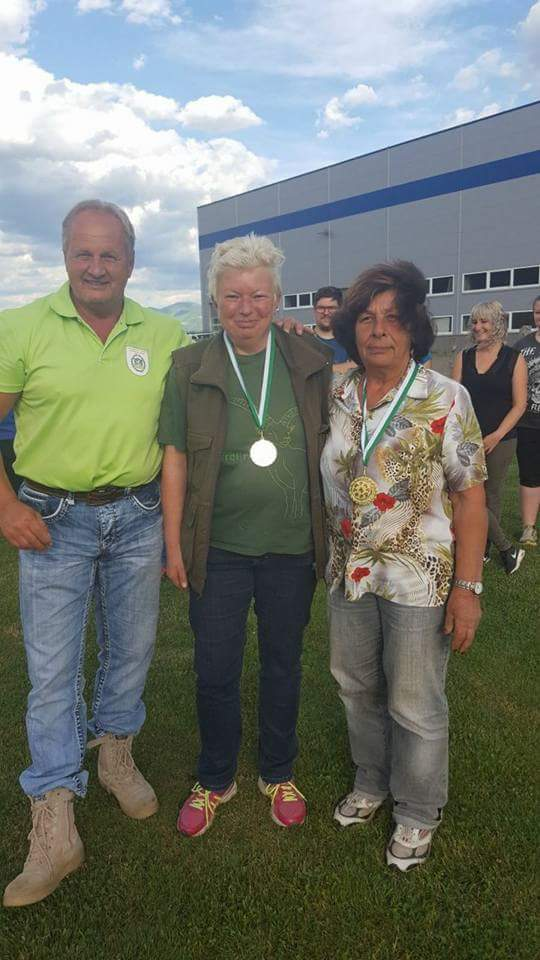Günter Mayr, Dagmar Kaplaner, Silvia Weber
