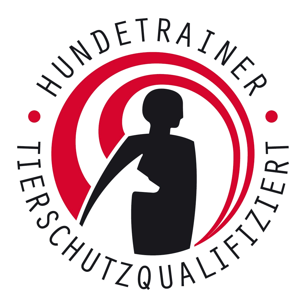 Logo tierschutzqualifizierter Trainer